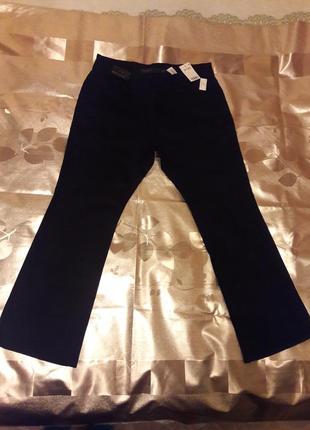 Штаны джинсовые стретч