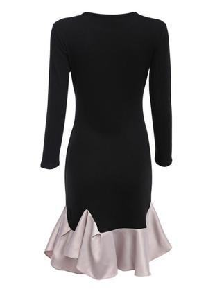 Элегантное платье3