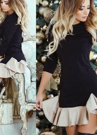 Элегантное платье1