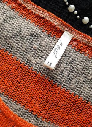 Брендовый свитерок.2 фото