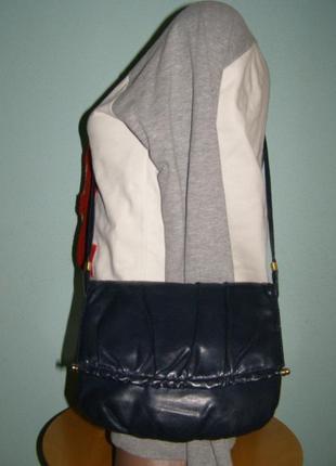 Небольшая кожаная сумочка gemini2