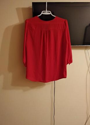 Блуза h&m,свободная ,а силует5 фото