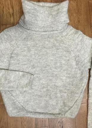 Крутой вязаньй свитер от new look
