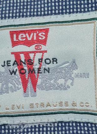 Черная пятница! рубашка из плотной ткани свободного кроя levi's3 фото