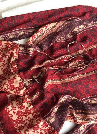 Блуза із шнуровкою3