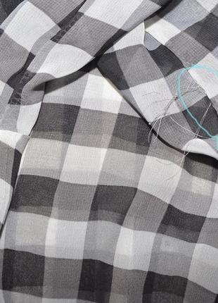 Рубашка короткая на завязке kylie5