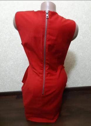Красное платье3