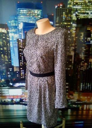 Красивое и легкое платье размер хс oasis4