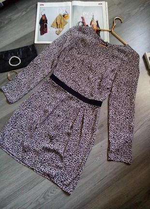 Красивое и легкое платье размер хс oasis2