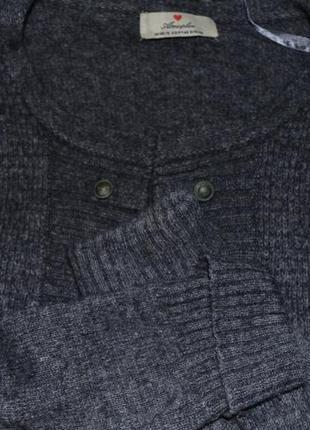 Шерстяной кардиган 80% шерсти в составе
