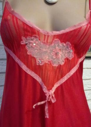 Красивая женская сорочка