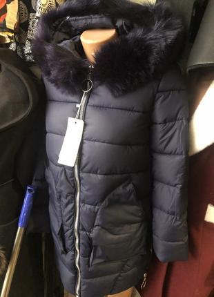 Куртка зимняя пуховик5