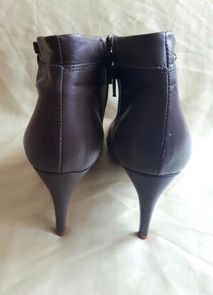 Кожаные ботинки 43 размер / ботинки next 43 размер /2я пара в подарок3
