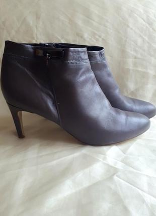 Кожаные ботинки 43 размер / ботинки next 43 размер /2я пара в подарок1