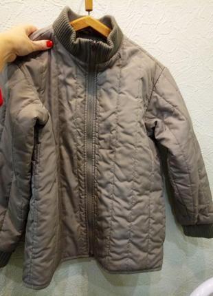 Куртка на мпльчика