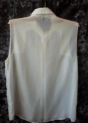 Блуза с декором h&m2