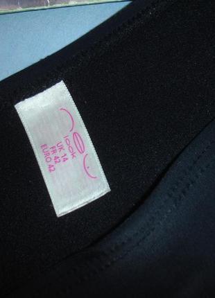 Низ от купальника раздельного трусики женские плавки размер 50-52 / 16 черные розовые2 фото