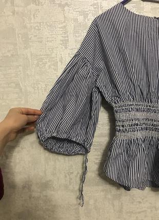 Очень красивая блуза mango3