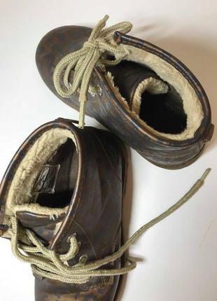 Демисезонные ботинки oshkosh 27 размер2 фото