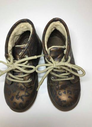 Демисезонные ботинки oshkosh 27 размер