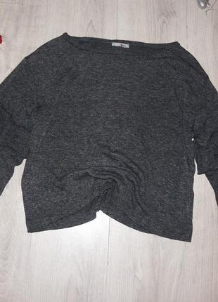 Тепленький свитерок zara