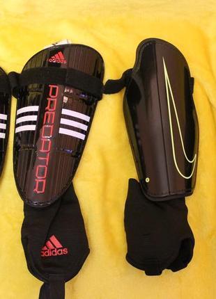 Щитки футбольні adidas