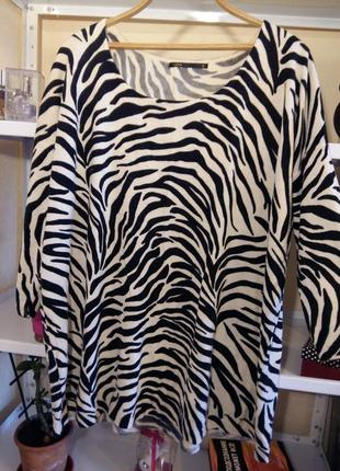 Туника зебра