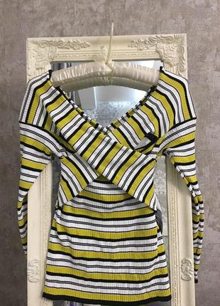 Дизайнерский свитер2