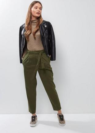 1+1=3🍰актуальные брюки штаны с высокой посадкой л-хл1