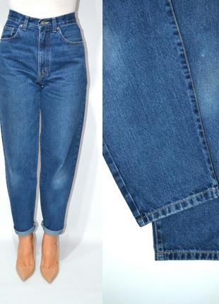 Джинсы момы высокая посадка винтаж мом mom jeans george.2 фото