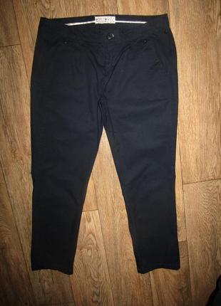 Брюки укороченные брюки р-р 12 бренд bnb2
