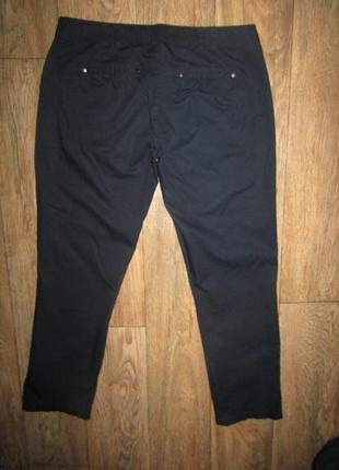 Брюки укороченные брюки р-р 12 бренд bnb4