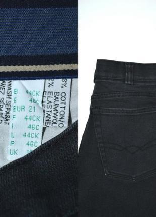 Джинсы момы бойфренды высокая посадка, mom мом jeans elaflex.4 фото