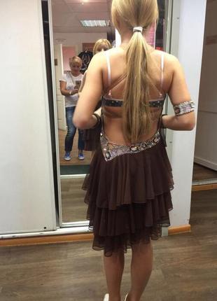 Бальное платье( латина)