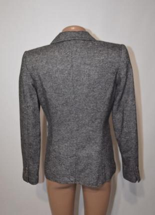 Пиджак серый2