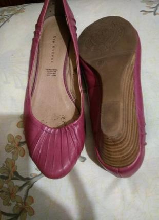 Туфлі шкіряні.5