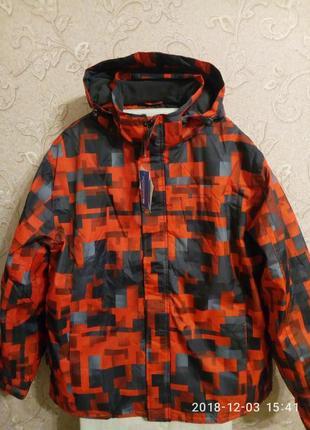 Лыжная куртка мужская mountain, размер 3xl