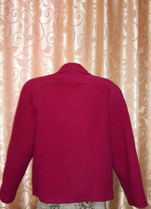 Стильное женское демисезонное шерстяное пальто, пиджак planet5
