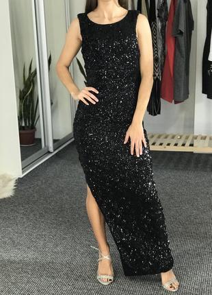 Нарядное платье jane norman 36