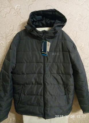 Куртка мужская зимняя mountain, размер xl