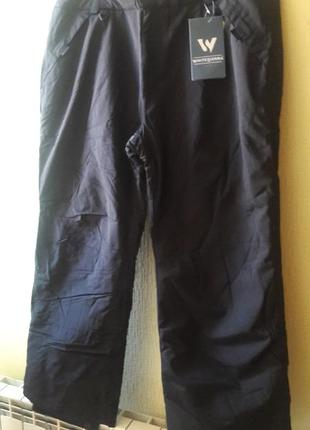 Теплые/ утепленные зимние штаны