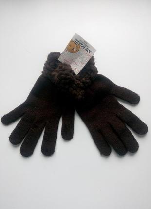 Перчатки joe boxer
