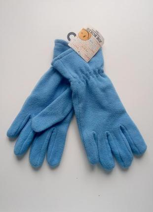Флисовые перчатки joe boxer