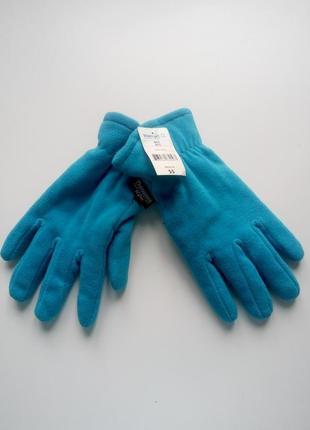 Двойные флисовые перчатки сток из сша