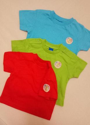 3 шт. комплект футболочек, кофточек adams kids