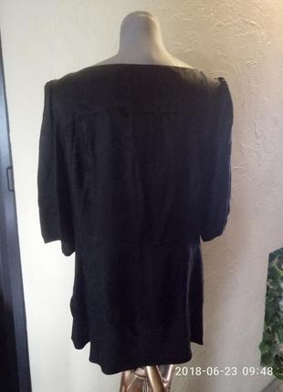 """Блуза из дорого волокна """"купро"""",батал 52-54,2"""