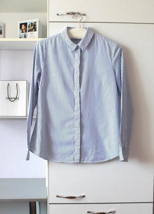 Классная базовая рубашка от mango