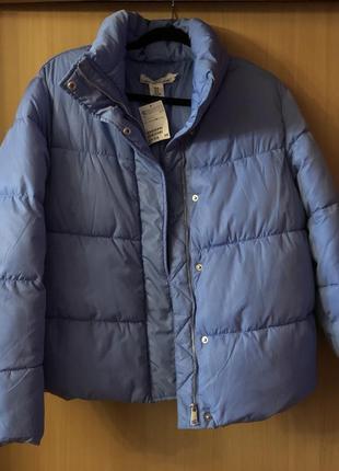 Новая курточка пуффер h&m цена снижена!2