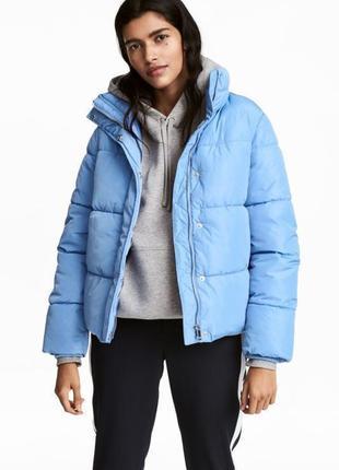 Новая курточка пуффер h&m цена снижена!3