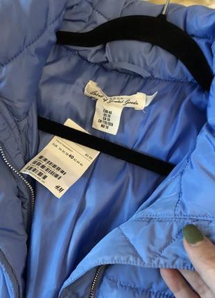 Новая курточка пуффер h&m цена снижена!4